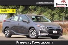 2021 Toyota Prius Prime LE Hatchback JTDKAMFP2M3164811