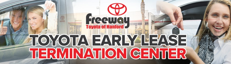 Toyota Early Lease Termination Fresno