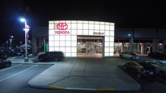 New Toyota Dealer Hanford CA