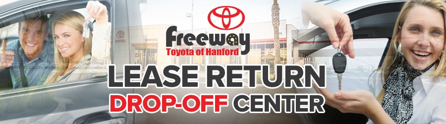 Toyota Lease Return Fresno