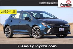 2021 Toyota Corolla Hatchback XSE Hatchback JTNA4MBEXM3113673