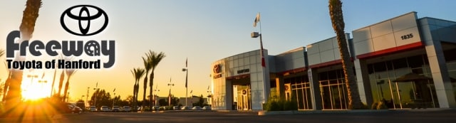 New Toyota dealer serving Fresno  CA
