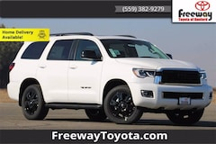 2021 Toyota Sequoia TRD Sport SUV 5TDCY5B12MS182103