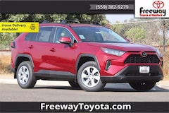 2021 Toyota RAV4 LE SUV 2T3K1RFV9MW106719