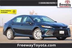 2021 Toyota Camry LE Sedan 4T1R11AK4MU533148