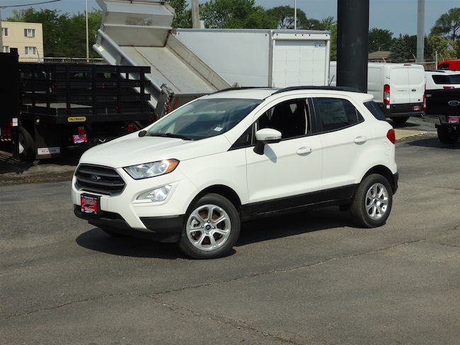 New 2018 Ford EcoSport SE SUV For Sale Lyons, Illinois