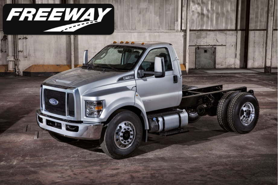 2016 Ford F-650 in Lyons, IL