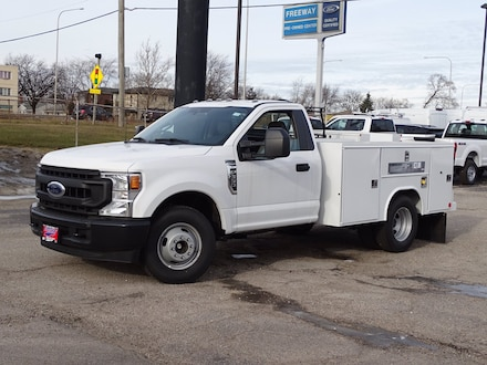 Featured New  2020 Ford F-350 XL Truck Regular Cab for Sale in Lyons, IL