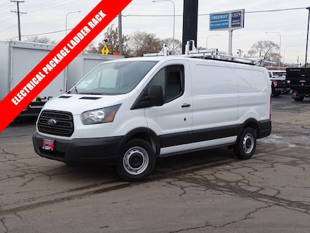 Featured New  2019 Ford Transit Low Roof Electrician Pkg Van Low Roof Cargo Van for Sale in Lyons, IL