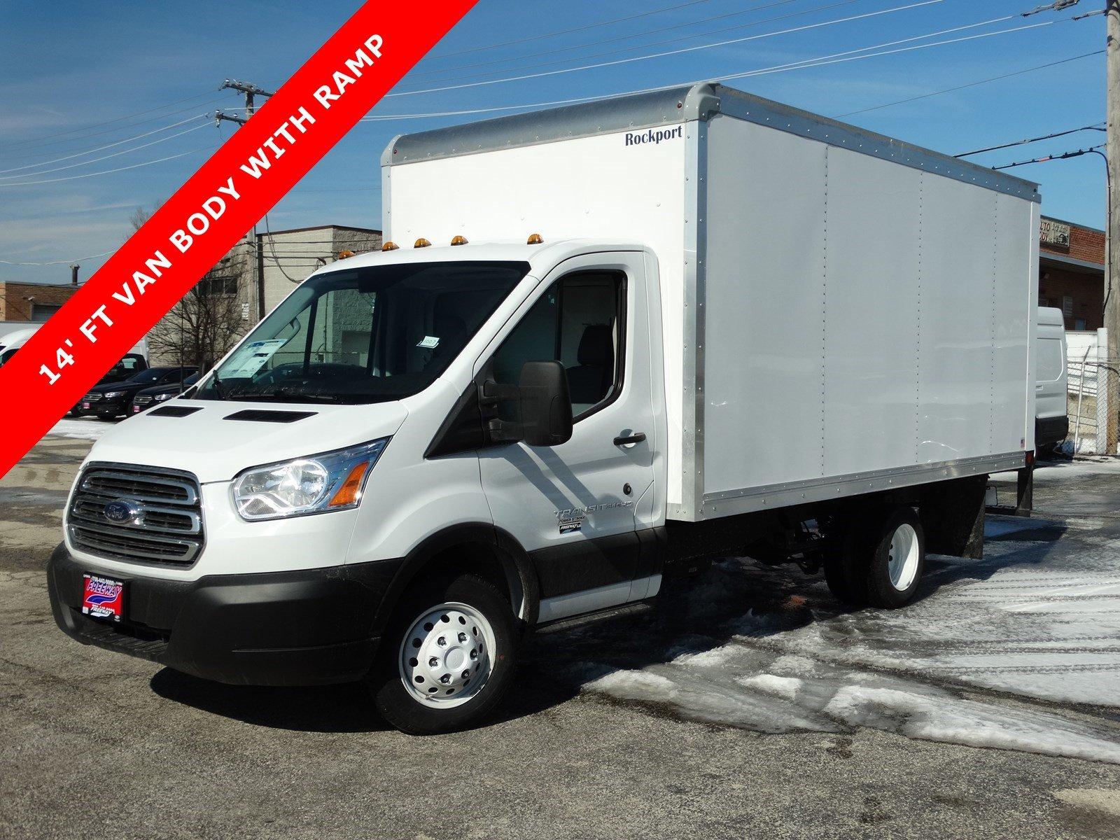 2019 Ford Transit Cutaway Truck