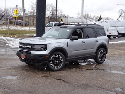 Featured New  2021 Ford Bronco Sport Outer Banks SUV for Sale in Lyons, IL