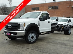 New 2019 Ford Super Duty F-450 DRW XL Truck Regular Cab for Sale in Lyons IL