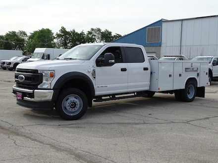 Featured New  2020 Ford F-550 XL Truck Crew Cab for Sale in Lyons, IL