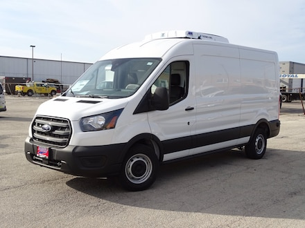 Featured New  2020 Ford Transit Mid Roof Van Medium Roof Van for Sale in Lyons, IL