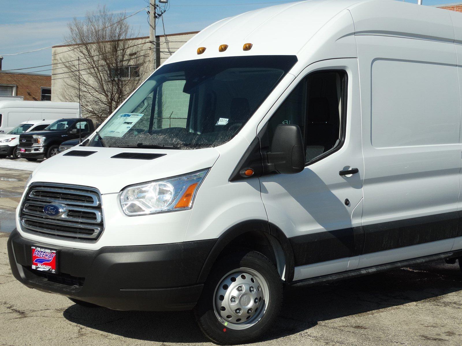 Ford Cargo Van For Sale >> New 2019 Ford Transit Van Van High Roof Hd Ext Cargo Van For Sale Lyons Il Vin 1ftws4xv2kka59068