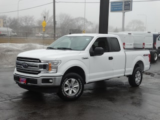 New 2019 Ford F-150 XLT Truck SuperCab Styleside For Sale Lyons IL