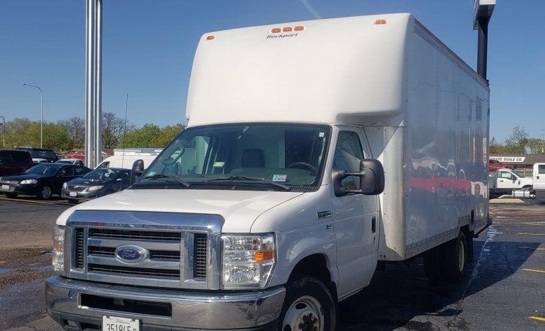 Used 2012 Ford E350 W/16 For Sale Lyons, IL | VIN# 1FDWE3FL9CDA05740