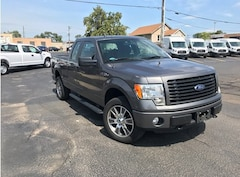 Used 2014 Ford F150 4X4 STX Truck SuperCab Styleside 1FTFX1EF3EFB30481 for Sale in Lyons