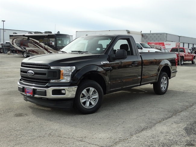 New 2018 Ford F-150 XL Truck Regular Cab For Sale in Lyons, Illinois