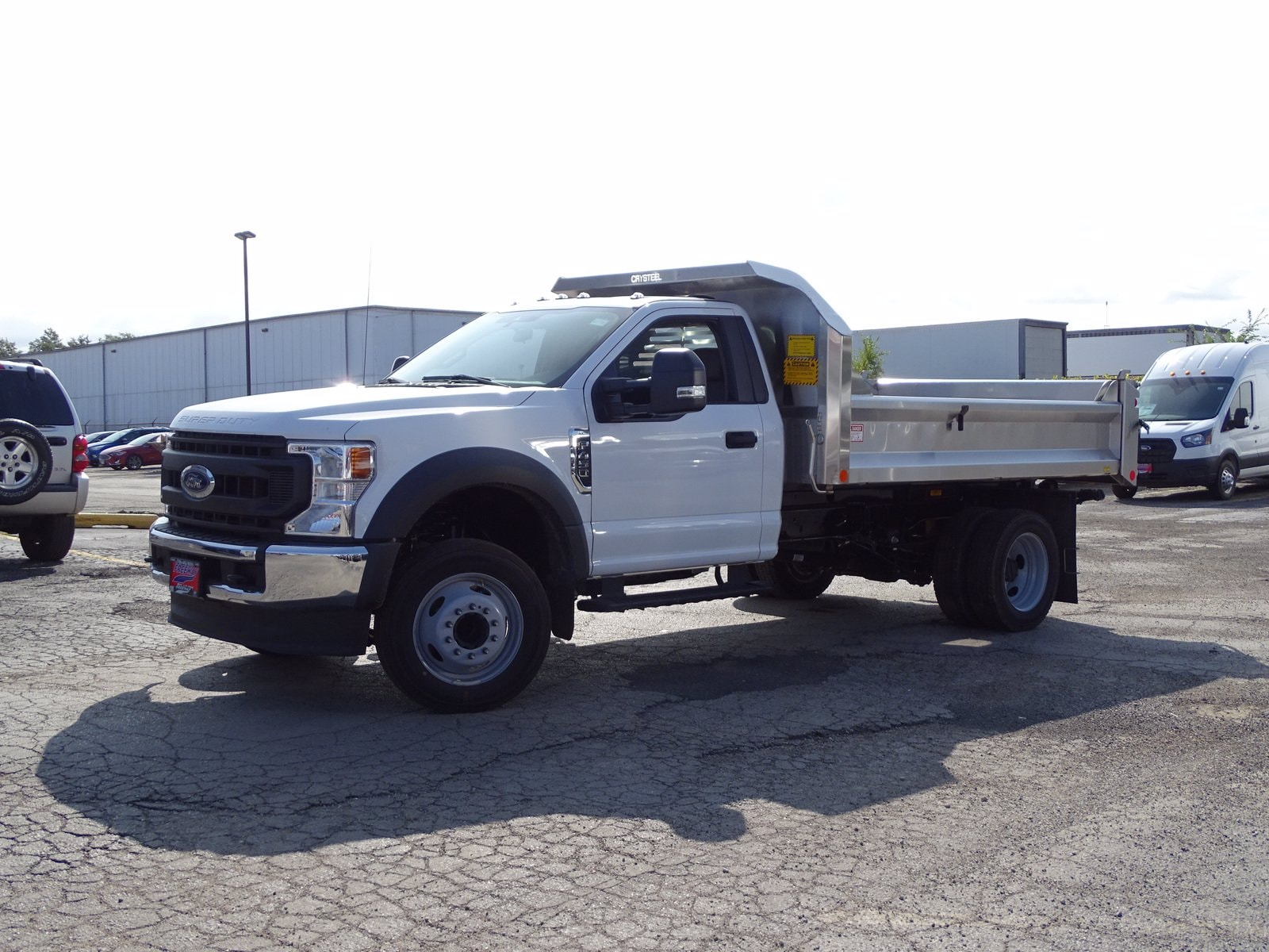 2020 Ford F-450 Truck Regular Cab