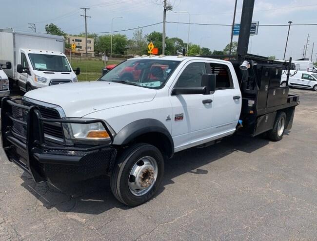 Diesel Truck For Sale >> Used 2011 Ram 4500 4x4 Diesel For Sale Lyons Il Vin 3d6wu6cl9bg500853