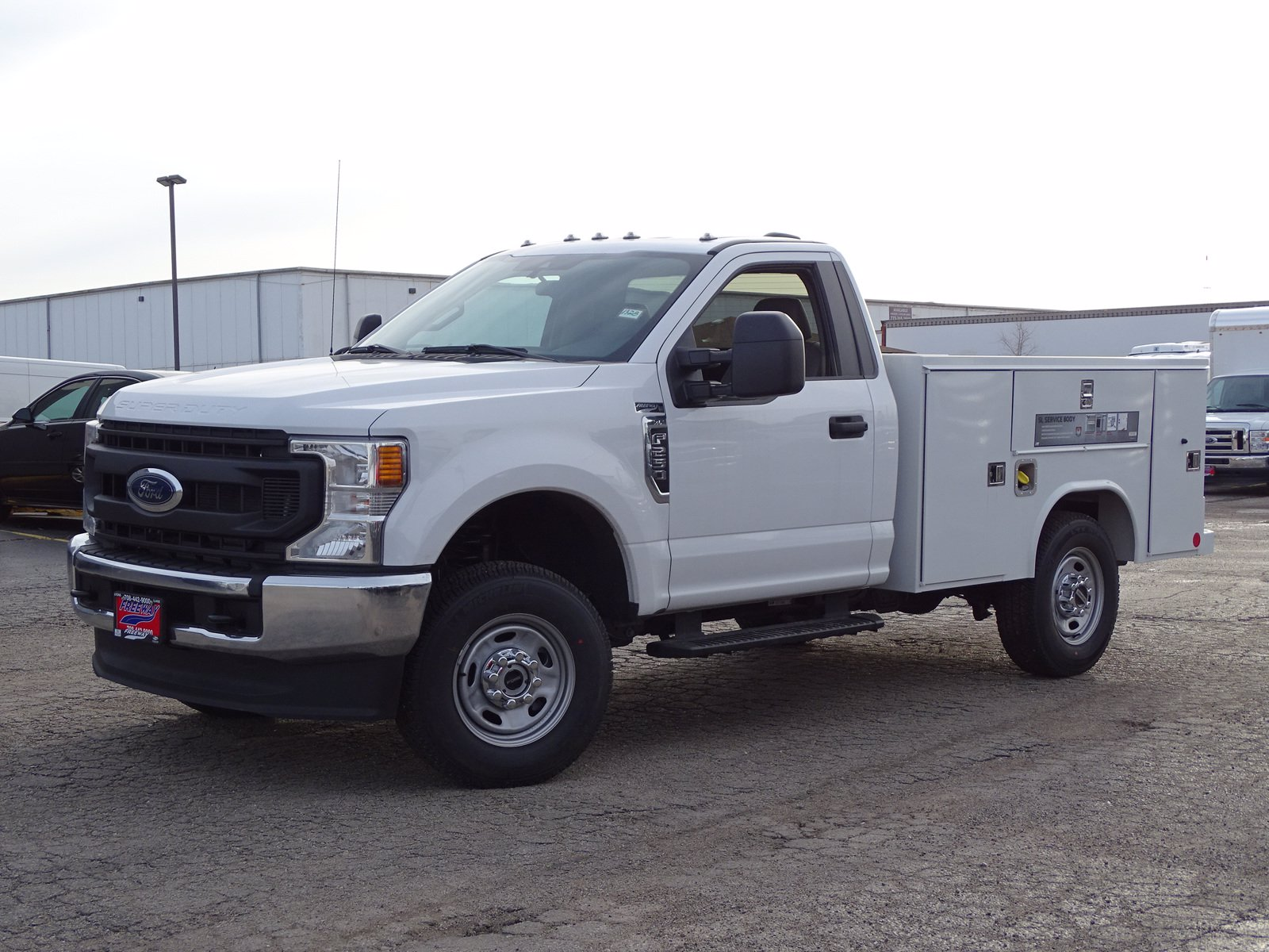 2021 Ford F-250 Truck Regular Cab
