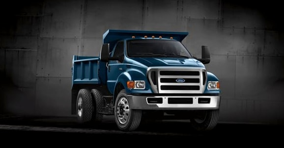 2015 Ford Dump Trucks for Joliet, IL