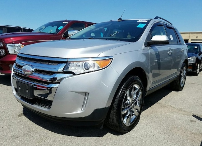 Used 2013 Ford Edge SEL SUV For Sale Lyons, Illinois