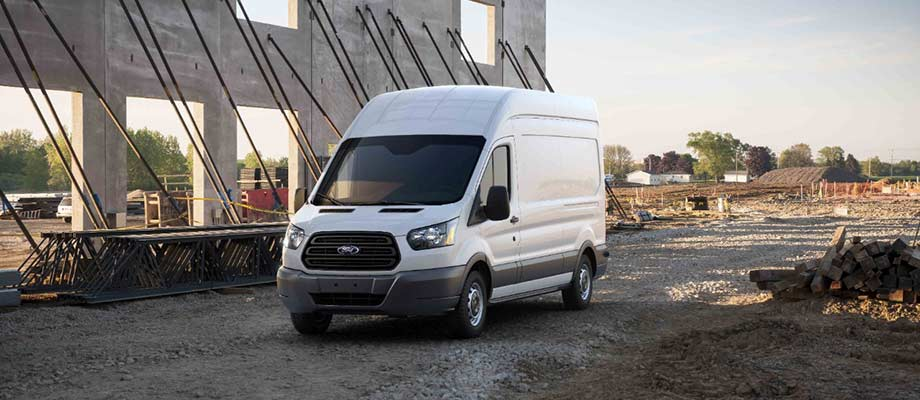 Find The 2017 Ford Transit Cargo Van At Freeway Ford