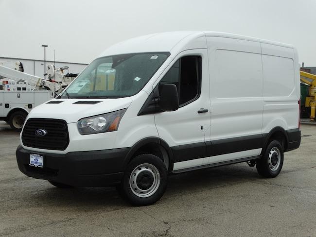 1b55646621 New 2019 Ford Transit Van Van Medium Roof Cargo Van For Sale Lyons ...