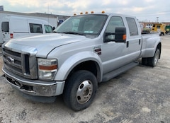 Used 2008 Ford Super Duty F-350 DRW Crew Cab Pickup Truck Crew Cab 1FTWW33RX8ED92018 for Sale in Lyons