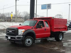 Used 2012 Ford F450 W/EXT. CAB, 4X4, 9 Dump Truck Super Cab 1FD9X4HY0CEA59878 for Sale in Lyons