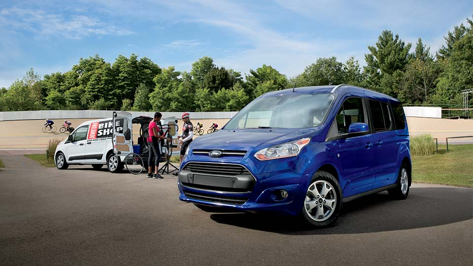 2017 Ford Transit Connect Passenger 1