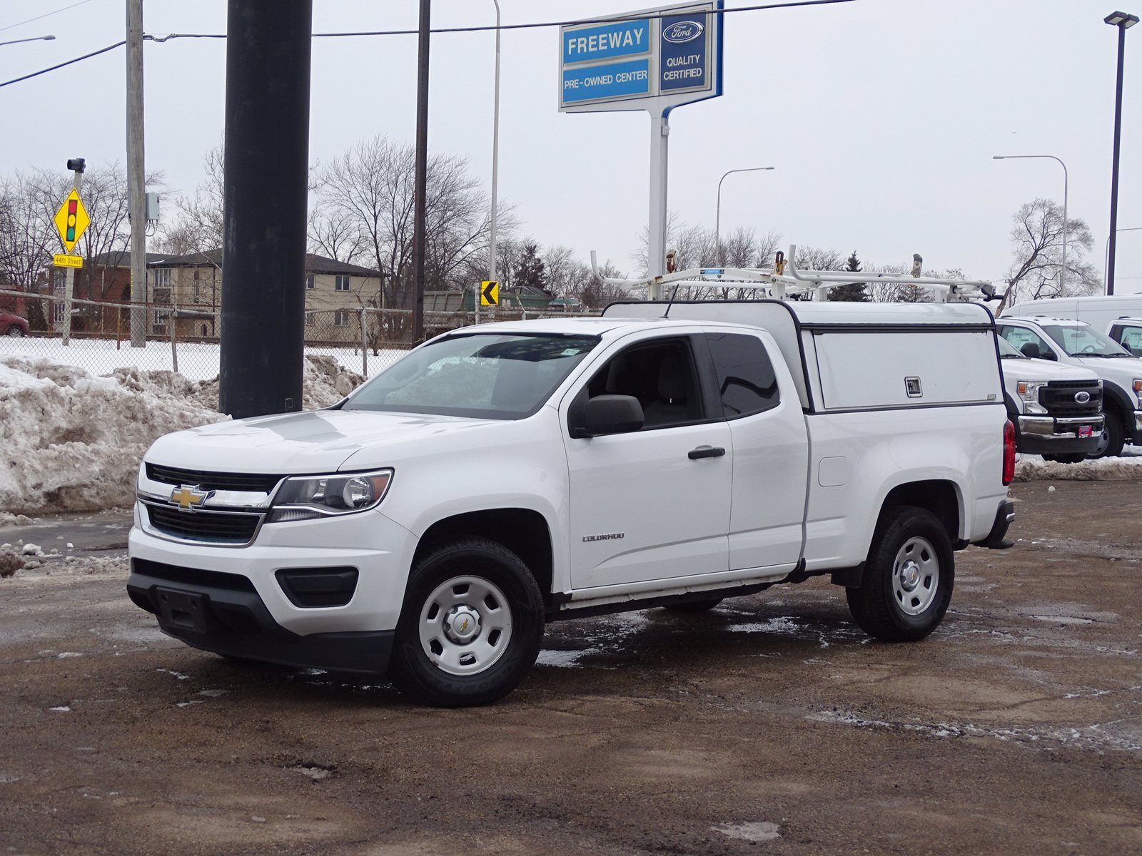 Used Chevrolet Colorado Lyons Il