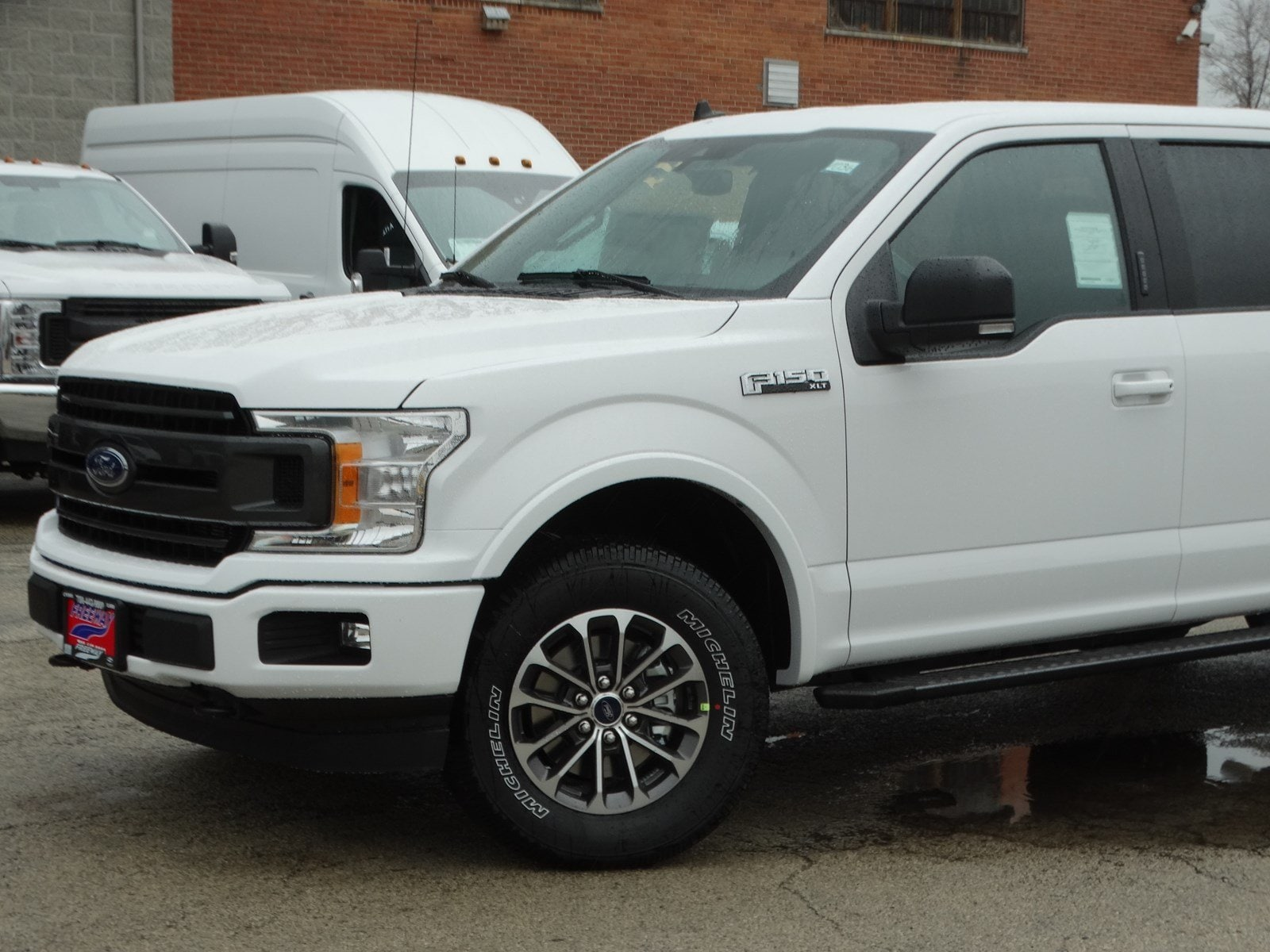 Super Crew Cab >> New 2019 Ford F 150 Truck Supercrew Cab For Sale Lyons Il Vin