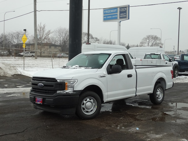 New 2019 Ford F-150 XL Truck Regular Cab For Sale in Lyons, Illinois