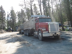 1999 FREIGHTLINER classic 122sd