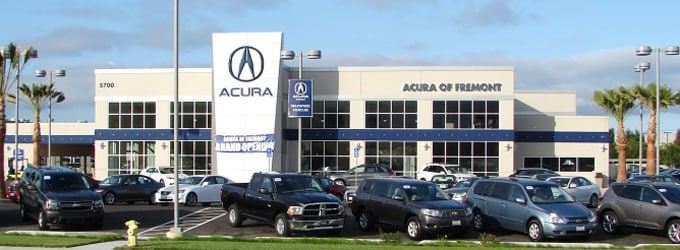 New and used acura dealer in fremont ca fremont auto for Honda fremont auto mall
