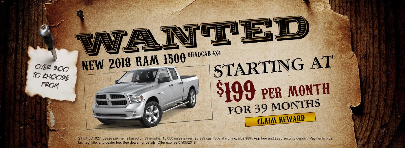 Evansville Car Dealerships >> Wyoming's Car & Truck Dealer | New RAM, Dodge, Jeep, Fiat, Chrysler & Used Trucks and Cars ...