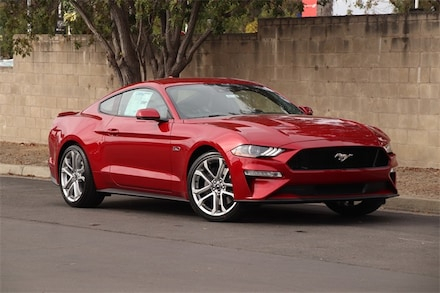 Featured New 2020 Ford Mustang GT Premium Coupe for Sale in Newark, CA