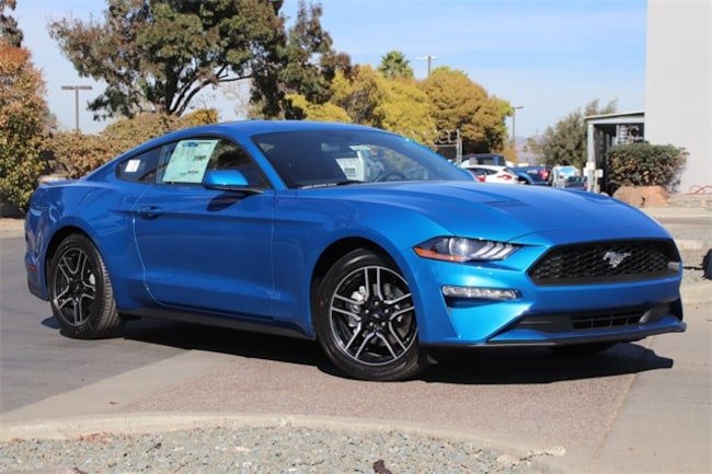 The New Ford Mustang >> New 2019 Ford Mustang For Sale At Fremont Ford Vin