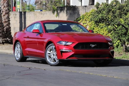 Featured New 2020 Ford Mustang EcoBoost Coupe for Sale in Newark, CA