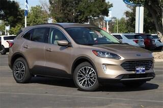 2021 Ford Escape PHEV Titanium SUV