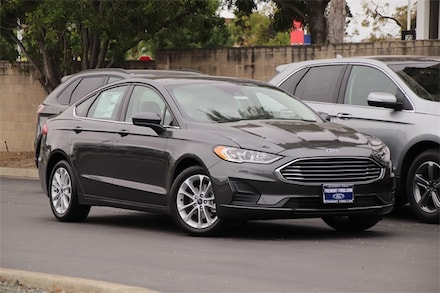 Featured New 2020 Ford Fusion Hybrid SE Sedan for Sale in Newark, CA