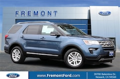 Certified Pre-owned 2018 Ford Explorer XLT SUV for sale in Newark, CA