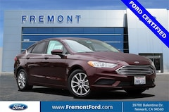 Used Vehicles for sale  2017 Ford Fusion SE Sedan in Newark, CA