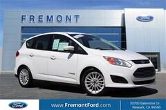 Certified Pre-owned 2015 Ford C-Max Hybrid SE Hatchback for sale in Newark, CA