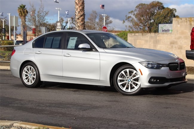 Used 2017 Bmw 3 Series For Sale At Fremont Ford Vin