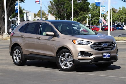 Featured New 2021 Ford Edge SEL Crossover for Sale in Newark, CA