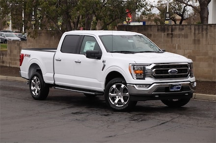 Featured New 2021 Ford F-150 XLT Truck for Sale in Newark, CA